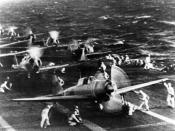 Photo #: . Pearl Harbor Attack, 7 December 1941. Japanese naval aircraft prepare to take off from an aircraft carrier (reportedly Shokaku) to attack Pearl Harbor during the morning of 7 December 1941. Plane in the foreground is a