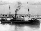 English: Iceberg (ship)