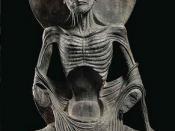 Emaciated Siddhartha, or 'Fasting Buddha'