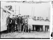 Glenn Curtiss; Lieuts; Park; Goodier; McLeary; Brereton, 12/4/12  (LOC)