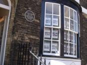 Roger McGhee Estate Agents - Frederick Place, Weymouth - brown plaque - William Thompson