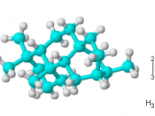 Three molecules. This image was originally uploaded to EN by User:Unconcerned. The molecule on the left is from Image:Atisane.png, uploaded by User:Ddoherty on 14:27, 19 May 2003.