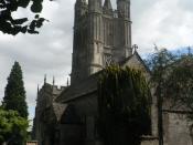 Cricklade: parish church of St. Sampson