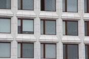 English: Windows of the headquarters of Stora Enso Oyj in Helsinki, Finland Suomi: Stora Enso Oyj:n pääkonttorin ikkunoita Helsingin Katajanokalla