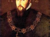Edward VI's uncle, Edward Seymour, Duke of Somerset, ruled England in the name of his nephew as Lord Protector from 1547 to 1549.