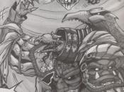 The Collector skekLach, as seen in Legends of the Dark Crystal Vol. 1: The Garthim Wars