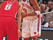 Tracy McGrady of the New York Knicks