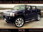 Hummer H2 Convertible by NCE