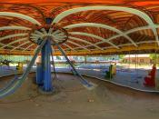 Merry-Go-Round, Eldridge, California