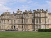 English: Longleat House, Warminster Home to Lord Bath and Longleat Safari Park http://www.longleat.co.uk/.