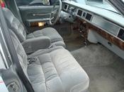 English: 1985 Mercury Grand Marquis LS interior