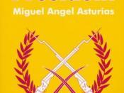 A translation of El Señor Presidente, one of Asturias's best-known works.