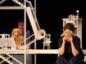 Performance Saratov Puppet Theatre