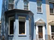 The former Washington, D.C., residence of Georgia Douglas Johnson and site of the S Street Salon, an important literary salon of the Harlem Renaissance