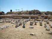 Artifacts at Abu Mena (VIII)