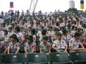 Cub Scouts of Hong Kong at 2005 Scout Rally