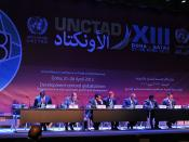 Ministerial Meeting on the Least Developed Countries, Qatar, 2012