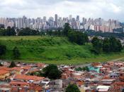 Português: Favela Jaqueline, do distrito de Vila Sônia (São Paulo, Brasil)