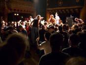 English: The Dillinger Escape Plan Français : The Dillinger Escape Plan