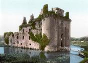 Caerlaverock Castle, c. 1890-1900