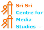 English: Official Logo of Sri Sri Centre for Media Studies College
