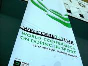 World Conference on Doping in Sport