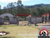 Tobosi, Tobosi, Cartago, Costa Rica Lots/Land  For Sale - Lots in Condominium Hacienda, Tobosi