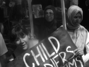 July 2008 demonstrators