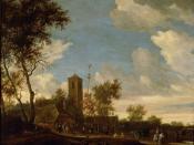 Salomon van Ruisdael 004