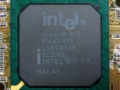 82815 is Intel's north bridge chip.