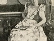 English: American writer Mary E. Wilkins Freeman.
