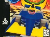 Box art for the 1994 Atari jaguar version.