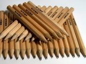 English: IKEA pencils