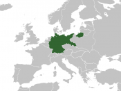 English: Map of the Weimar Republic in 1930.