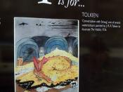 J.R.R. TOLKIEN AT THE BODLEIAN LIBRARY