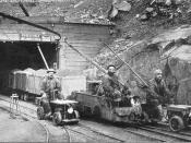 Argo Tunnel, early 20th century