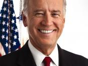 Official portrait of Vice President of the United States .