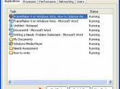 Using Windows Task Manager to close Adobe FrameMaker
