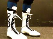 Rob Drummond: Wrestling