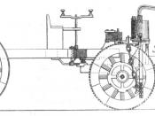 Nicolas-Joseph Cugnot´s self-propelled mechanical vehicle