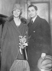 Irving Berlin & wife Ellen Mackay