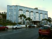 English: The Osborne Hotel on Wilder Road