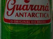 Guaraná Antarctica Português: Em lata.
