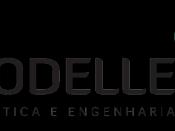 Português do Brasil: Logo da Empresa Modelle Logistica e Engenharia