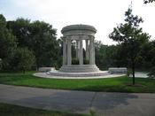 Mary Baker Eddy Burial Monument