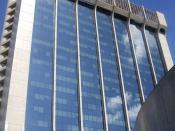 English: IBM Headquarters, in São Paulo, Brazil. Português: Sede da IBM em São Paulo, Brasil