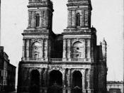 Cathédrale, Auch, Gers