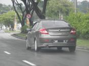 The Proton Persona Elegance, Spotted!