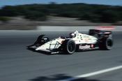 Michael Andretti at Monterey