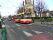GU52 HKB (Route 79) at St Peter's Church, York Place, Brighton (2)